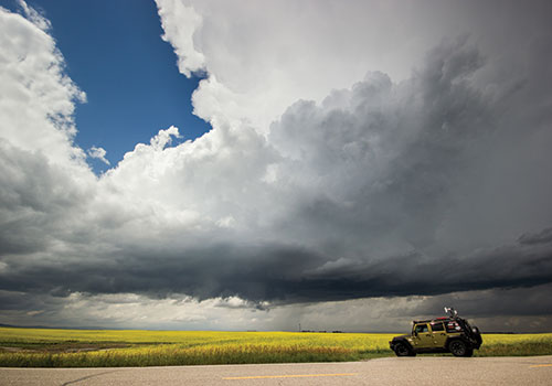 alberta clouds prairie storm chasers