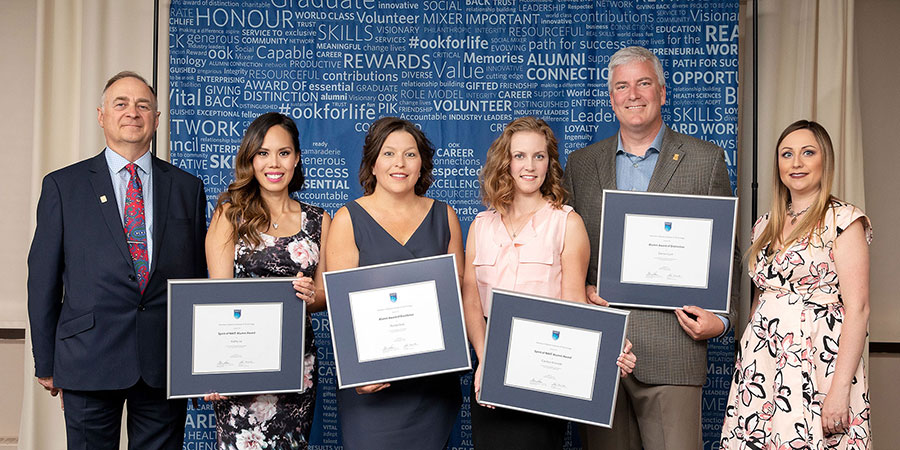 nait alumni award winners 2018