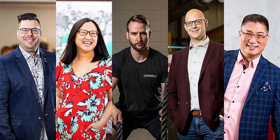 2019 nait alumni award winners