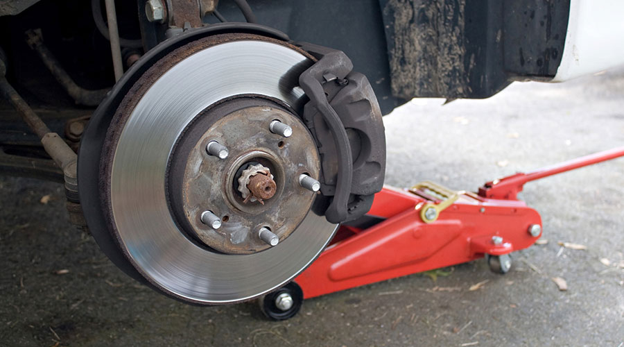 brake pads, brakes, wheel rotor, vehicle