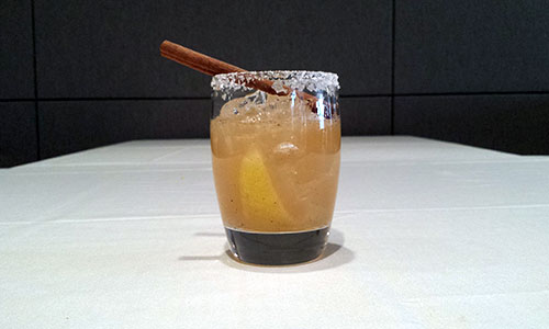 thanksgiving and fall cocktails