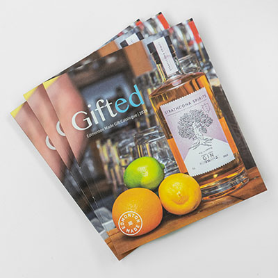 gifted, edmonton made catalogue