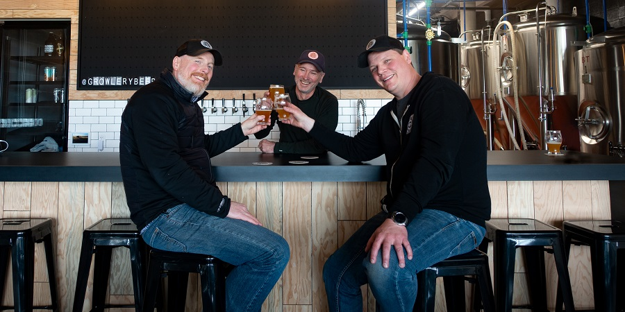 owners of growlery beer company