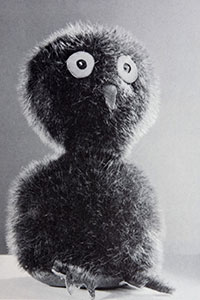 The Ookpik became NAIT's mascot in 1964.