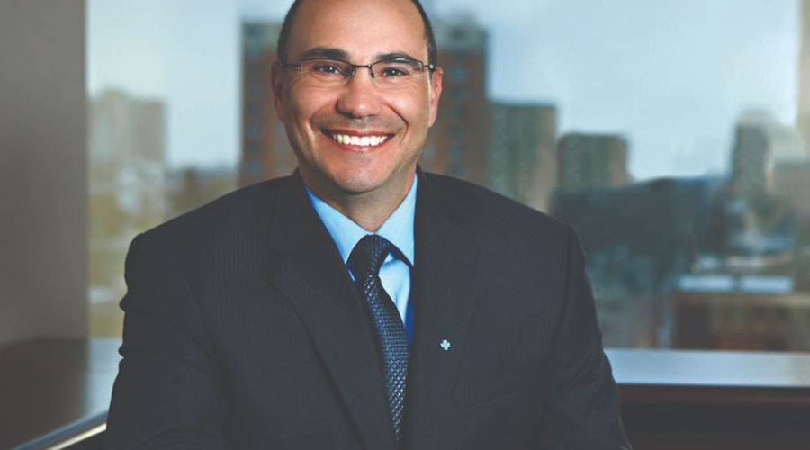 ray pisani, nait board chair, blue cross ceo