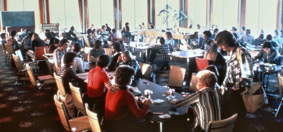 nait, tower lounge, mid-1970s