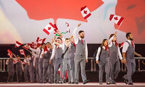 worldskills 2017 canada delegation